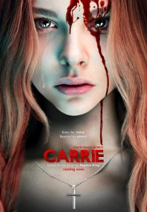 Carrie The Remake with Chloe Moretz