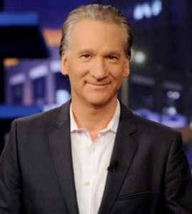 Bill Maher Host of Real TIme on HBO