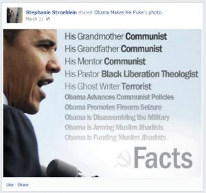 Conservative Lies About Obama