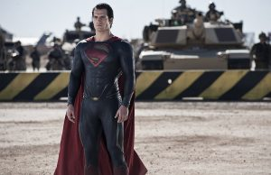 Man of Steel- The Suit