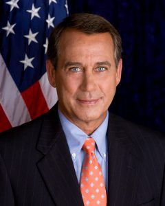 The Coward John Boehner