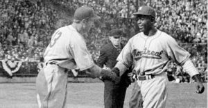 George Shuba, Whose Handshake Heralded Racial Tolerance in Baseball