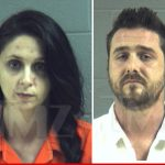 Stephanie Hayden and Kris Ford Arrested