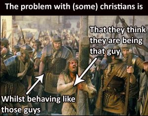 The Problem With Some Christians