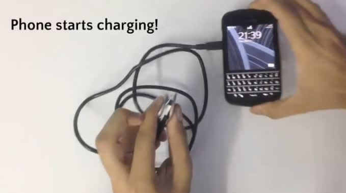 No, You Can't Charge Your Cell Phone With Your Skin!