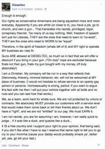 Hypocrite Christians And Their Hatred Of Gays Dieseltec
