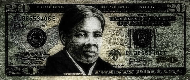 Why I Don't Want Harriet Tubman's Face On the $20 Bill!