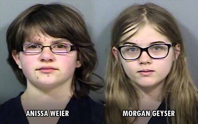Teen Girls Charged As Adults In Slender Man Case…