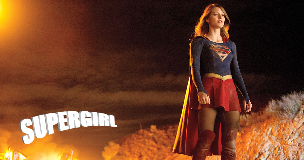 Supergirl Is Awesome!