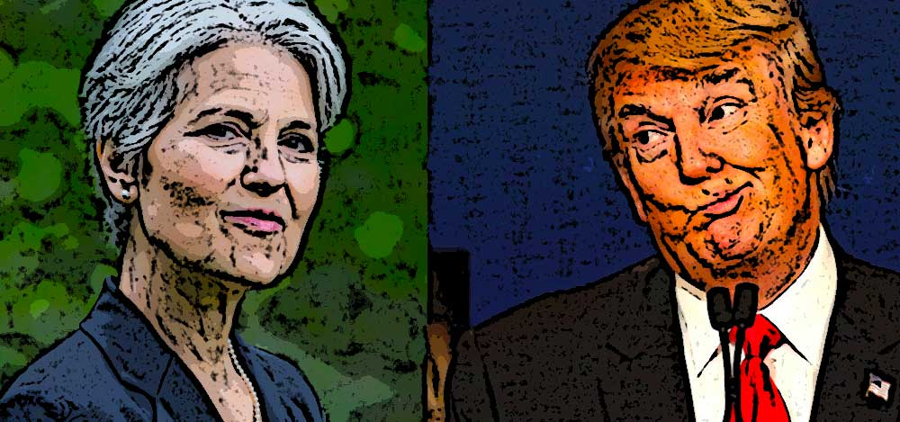 Why You Should Not Vote For Jill Stein | Rantlets